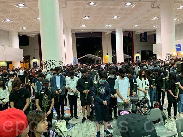 Sinh viên Hồng Kông, Châu Tử Lạc, Chow Tsz-lok