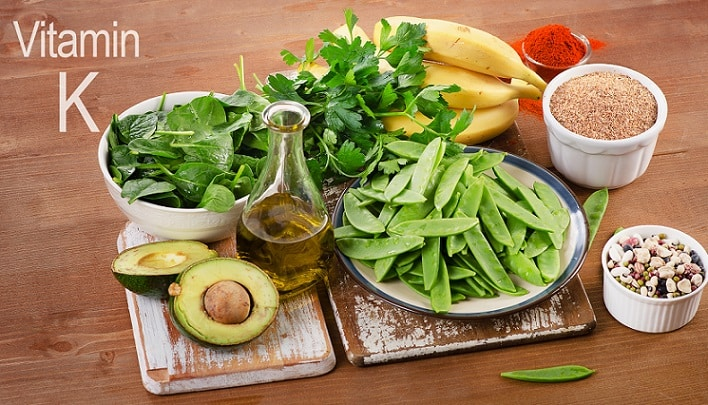 vitamin K, sức khỏe