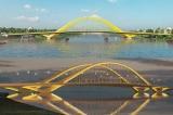 cầu vượt sông Hương