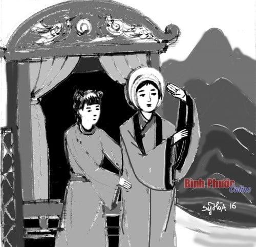 Số phận công chúa An Tư sau khi bị cống cho Thoát Hoan
