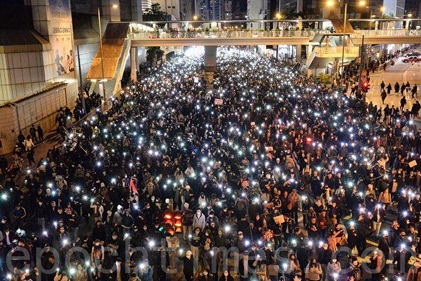 Diễu hành Hồng Kông, Ngày Nhân quyền Quốc tế