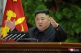 Ông Kim Jong-un chủ trì buổi khai mạc hội nghị trung ương Đảng Lao động Triều Tiên hôm 28/12.