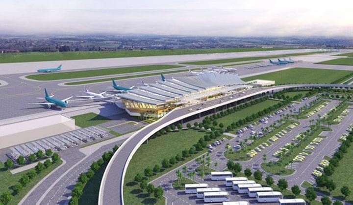 nhà ga T2 sân bay Phú Bài,  Thừa Thiên Huế