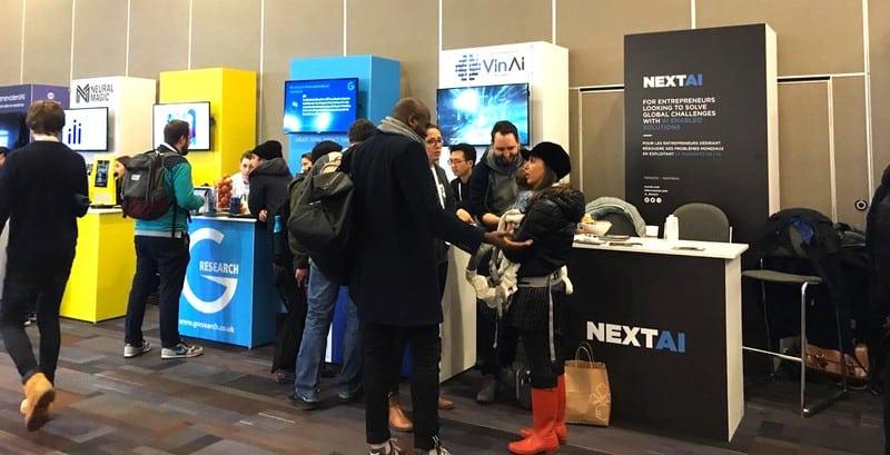 trí tuệ nhân tạo tại hội thảo lớn nhất về AI