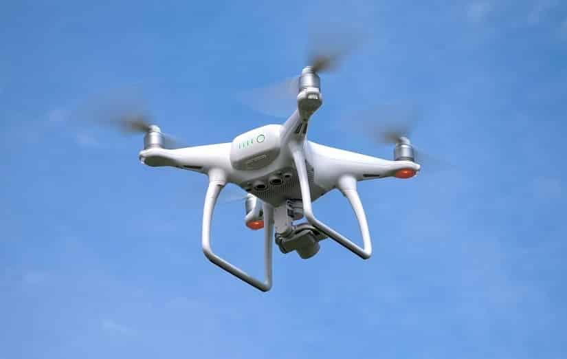 tội phạm dùng máy bay drone để lây lan dịch tả lợn