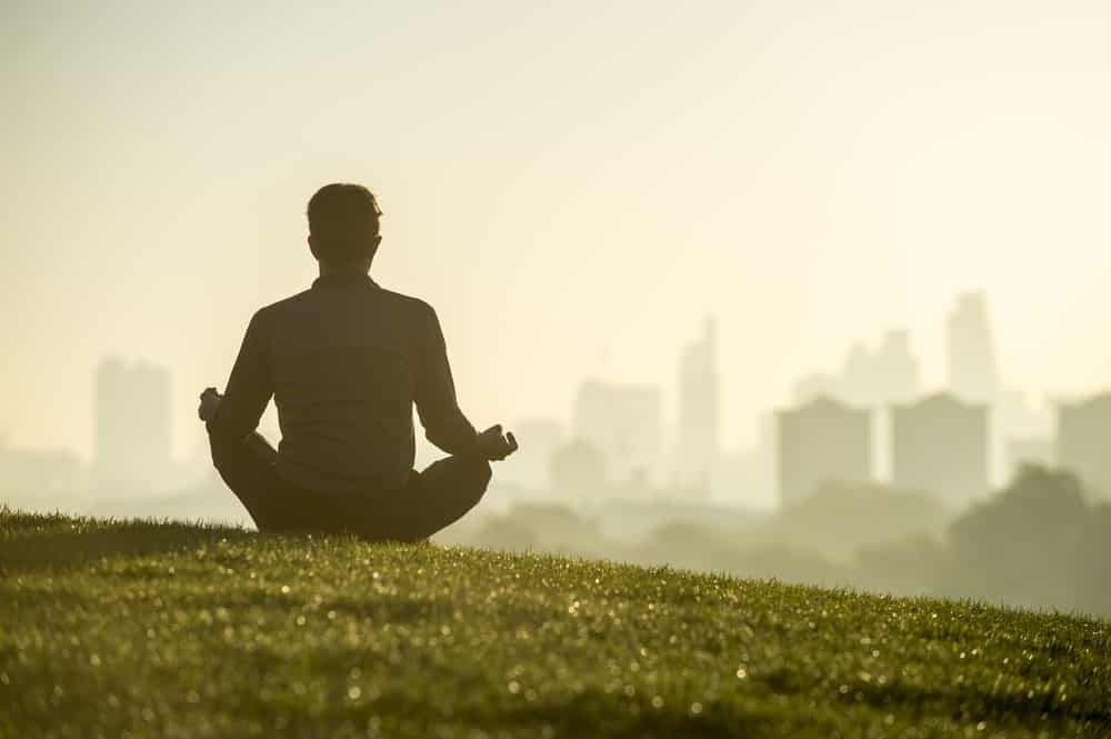Thiền định có thể làm giảm mạnh tỷ lệ tội phạm quốc gia