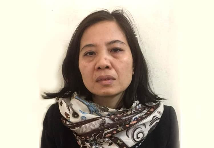 Công ty VN Pharma, Phó trưởng phòng Cục Quản lý dược bị bắt