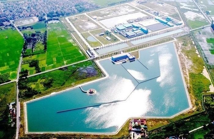 Nhà máy nước sông Đuống