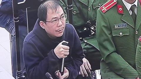 bị cáo Phạm Nhật Vũ