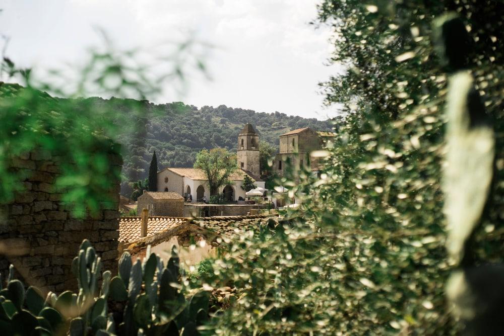 Barbagia ở Sardinia của Ý thuộc khu vực sống thọ Blue Zone