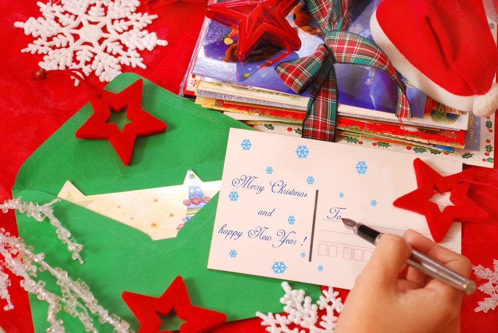 Các bức thiệp Giáng sinh Trung Quốc rất có thể do các tù nhân bị cưỡng bức lao động làm ra.