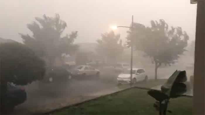 Mưa lớn đã xuất hiện tại Úc, dập tắt nhiều đám cháy rừng