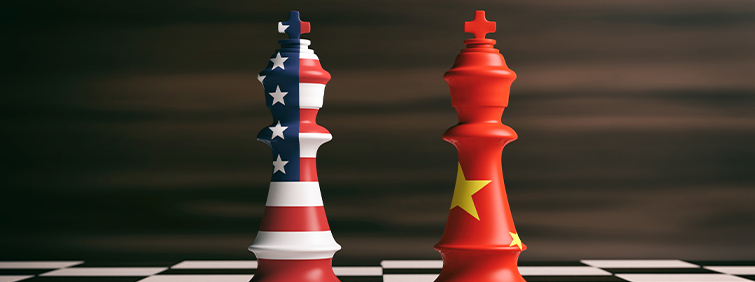 Cuộc đối đầu Mỹ- Trung