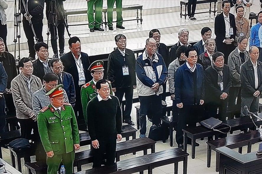 Phan Văn Anh Vũ, cựu chủ tịch Đà Nẵng hầu tòa, Ông Trần Văn Minh, ông Văn Hữu Chiến