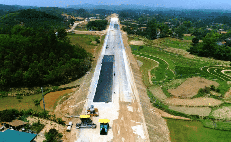 cao tốc Bắc Giang - Lạng Sơn
