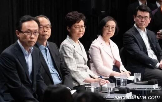 Chính phủ Hồng Kông, Cảnh sát Hồng Kông