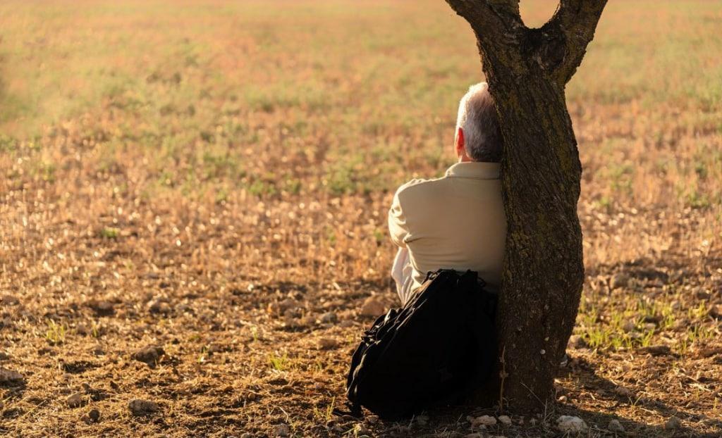 tuổi già, bình yên