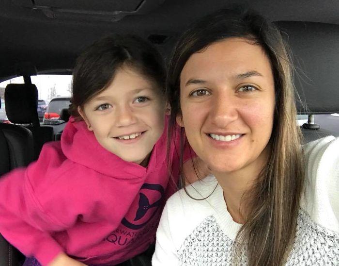 Cô Rosie Lamphere chia sẻ cách người mẹ cư xử khi con cái phạm lỗi đáng học hỏi