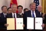 Ký kết thỏa thuận thương mại