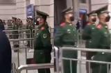 Một sĩ quan ĐCSTQ nghi nhiễm virus corona, 200 quân nhân bị cách ly