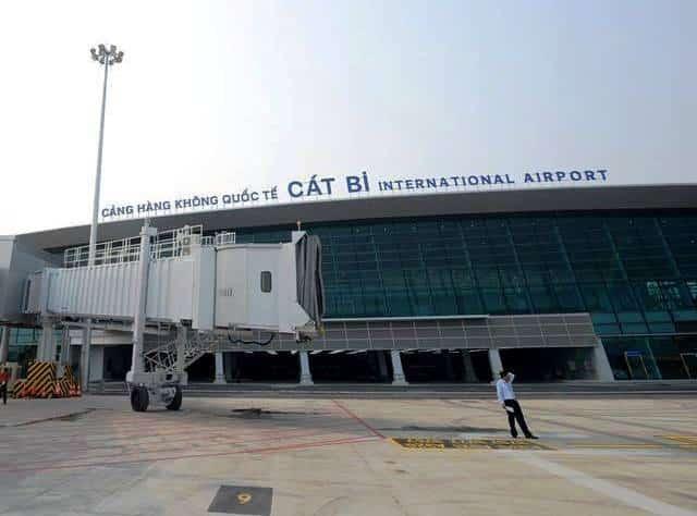 Vietjet, virus corona, sân bay Cát Bi, Hải Phòng