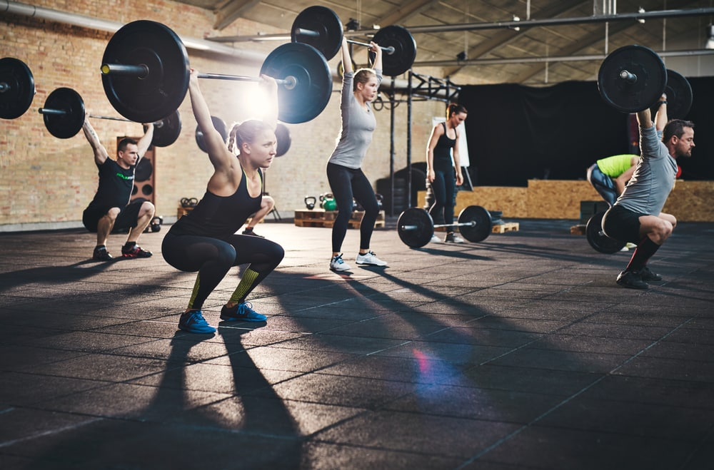 xu hướng fitness 2020