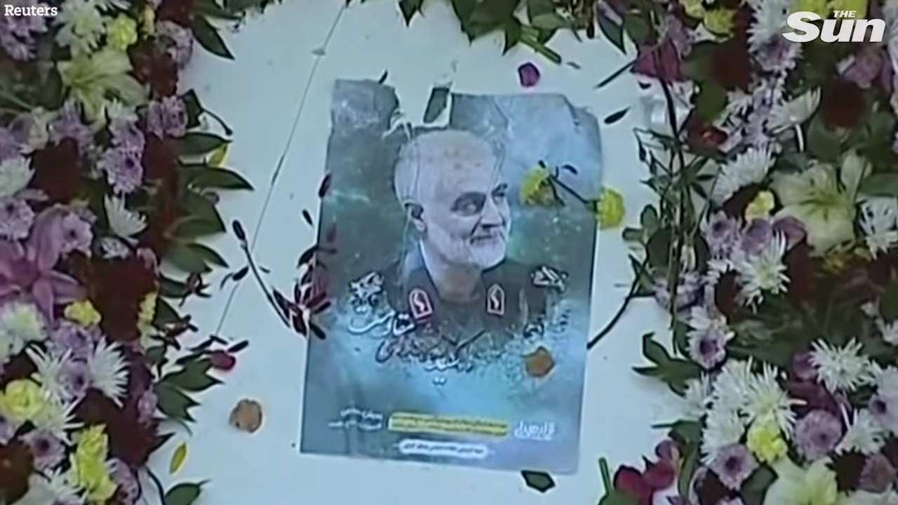 Trung Nam Hải họp kín đầu năm sau vụ tướng Iran Quasem Soleimani bị tiêu diệt