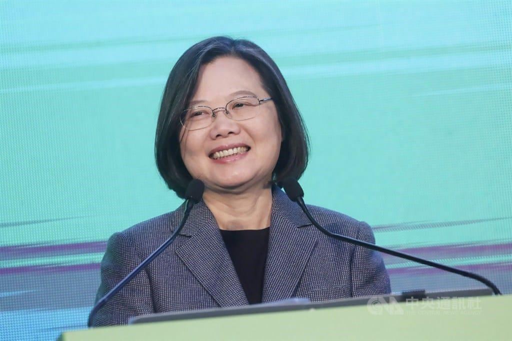 Bà Thái Anh Văn tái đắc cử Tổng thống Trung Hoa Dân Quốc