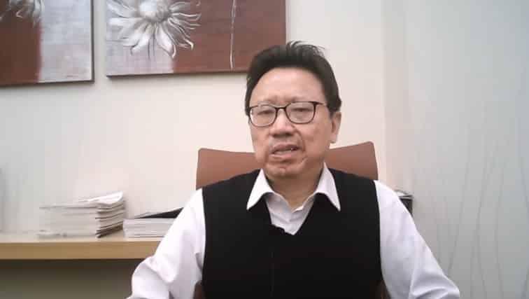 Trần Phá Không bình luận về Đài Loan