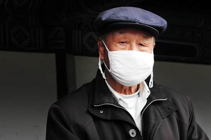 viêm phổi lạ trung quốc