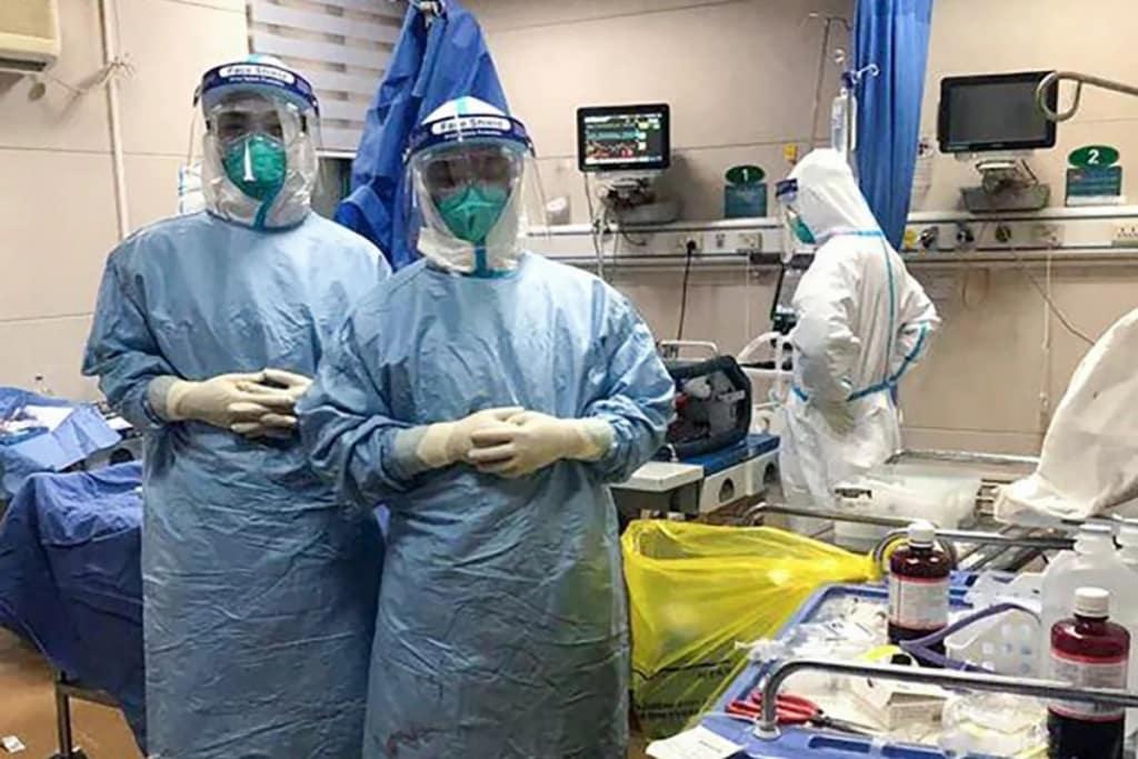 Viêm phổi Vũ Hán