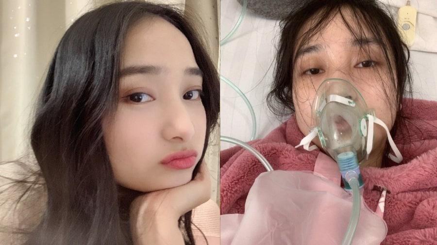 Bá Mạn Nhi, Viêm phổi Vũ Hán