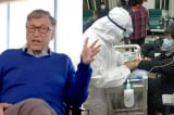 Một năm trước Bill Gates 'dự đoán' đại dịch virus corona khiến 33 triệu người chết