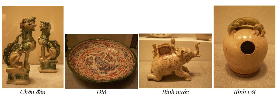 Cổ vật Việt Nam ở viện bảo tàng Guimet