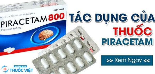 Sở Y tế Hà Nội, thuốc viên nén Piracetam , thuốc tiêm B-Comene
