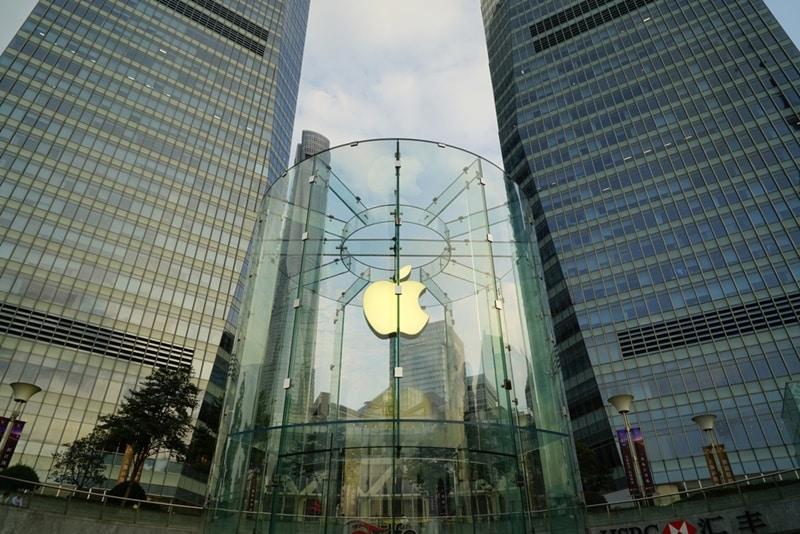 apple trung quốc