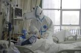 Bệnh nhân tại Bệnh viện trung tâm thành phố Vũ Hán, virus corona