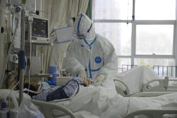 Bệnh nhân tại Bệnh viện trung tâm thành phố Vũ Hán, virus corona, Điều trị COVID-19