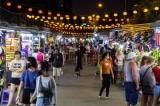 chợ đêm nha trang, dịch corona