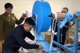 sản xuất khẩu trang giả, Công ty TNHH Việt Hàn