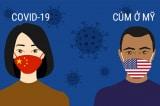 Dịch cúm tại Mỹ có nghiêm trọng hơn COVID-19 tại TQ?
