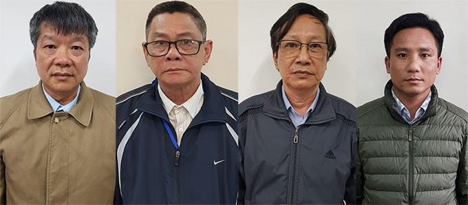 dự án cao tốc Đà Nẵng - Quảng Ngãi, khởi tố bị can