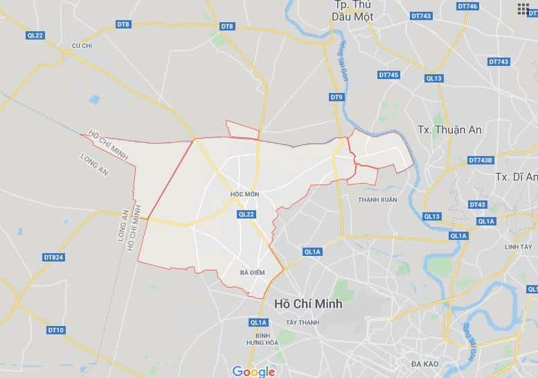 TP.HCM, đất nông nghiệp huyện Hóc Môn