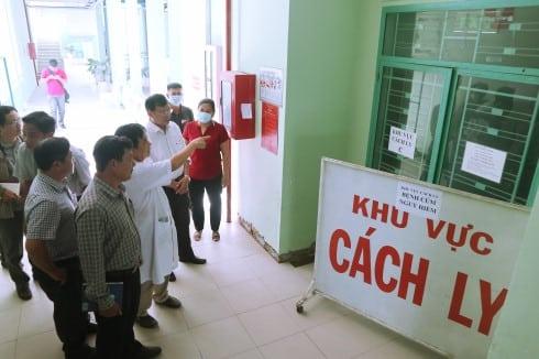 virus corona, Khánh Hòa