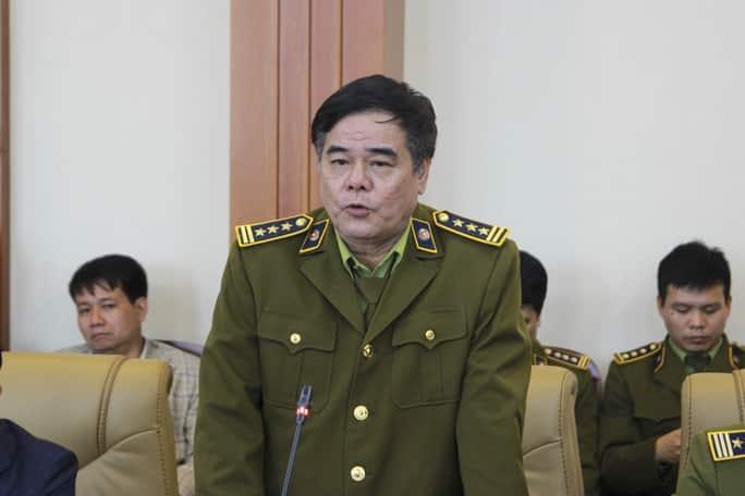 ông Nguyễn Thanh Hải, Hải Dương, quyền Cục trưởng Cục QLTT tỉnh Hải Dương