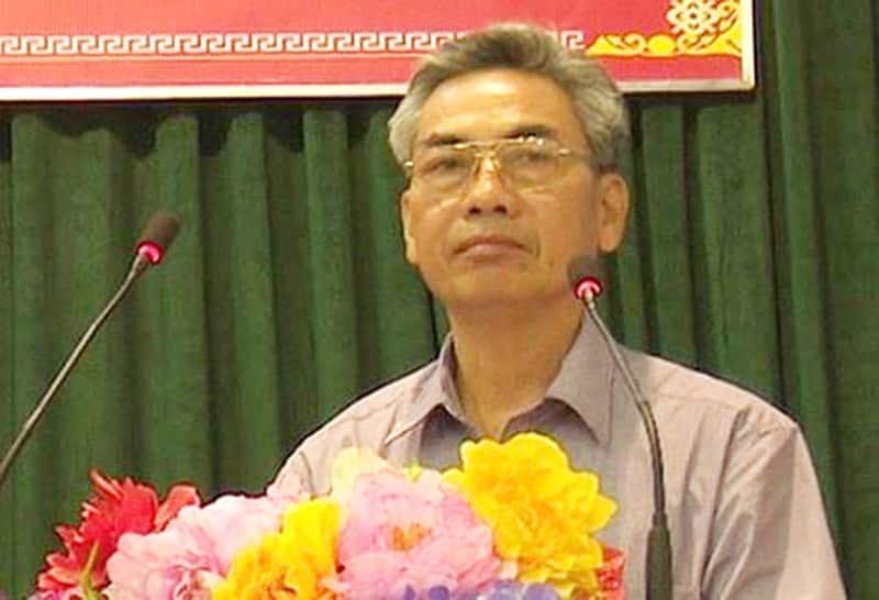 phó chủ tịch huyện tham ô