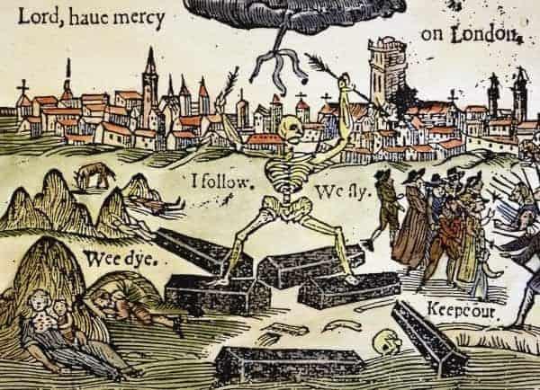 Chút suy ngẫm về trận đại dịch hạch London 1665
