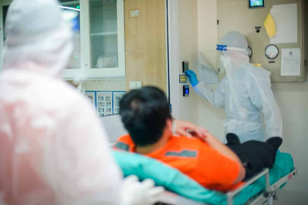 virus corona, Bình Thuận
