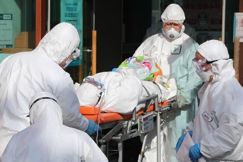 virus corona Hàn Quốc