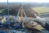 Áo: Phương pháp xây cầu như mở 1 chiếc ô (video)